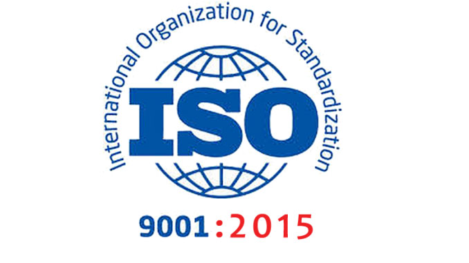 OneAirways ISO 9001:2015 certification