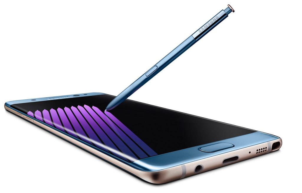 Follow-up information regarding the transportation by air of Galaxy Note 7 devices